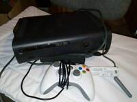 Xbox 360 120GB HDD and games