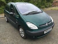 Citroen Picasso (FSH, Timing Replaced, One Owner, MOT 23/10/2018).