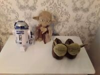 STAR WARS ***Toys*** Like New
