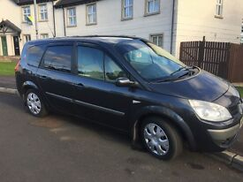 2008 Renault scenic grand 1.5 dci
