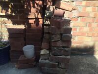 Bricks- ideal for small project or hardcore- free to a good home.