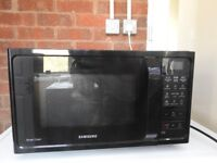 Samsung smart oven microwave combi MC28H5013 Combination Microwave, 28 Litre, Silver