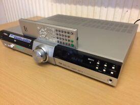 Aiva CX-VX55 DVD 5.2 Cinema Receiver, Built In Karaoke & Digital Radio, AUX Inputs etc Full Working
