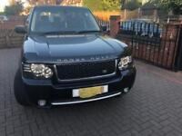 Range Rover vogue 2012 facelift 50k miles