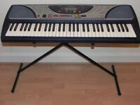 Yamaha PSR-240 Portable Electronic Keyboard with Stand