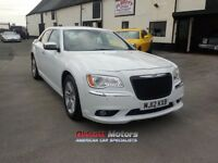 2012 CHRYSLER 300C LIMITED DIESEL CRD AUTO 69,000 MILES WITH SERVICE HISTORY