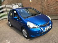 2006 HONDA JAZZ 1.4 I DSI SE 5 DOOR HATCHBACK PETROL MANUAL MOT CHEAP INSURANCE GREAT DRIVE N MICRA