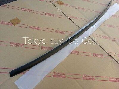 Toyota AE86 Trueno Levin Zenki Kouki Windshield Outer Upper molding Genuine OEM