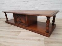 Breuner's Coffee Table (DELIVERY AVAILABLE FOR THIS ITEM OF FURNITURE)