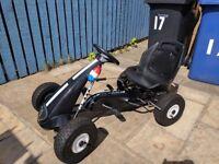 Go Cart Kettler Daytona Air