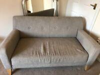 John Lewis Sofa 2 seater