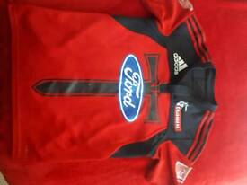 Crusaders rugby jersey