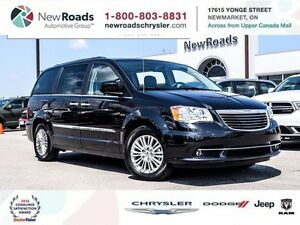 2016 Chrysler Town & Country Touring-l|NAV|R-CAM|R-START|DUAL DV