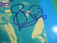 collectible autographed signed in person UB40 record