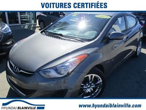 2013 Hyundai Elantra GL A/C, MAGS, SIÈGES CHAUFFANTS, BLUETOOTH,