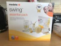 Medela swing essentials pack