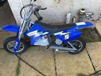 Razor MX350 Dirt Rocket Mini Moto Bike - *As new - Costs £379*