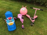 Outdoor / garden toys