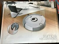 Samba intelligent vacuum cleaner