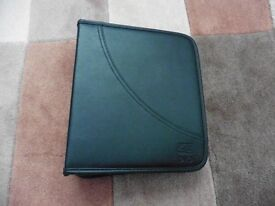 DVD Wallet for 25 DVD's