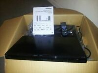 Panasonic blu ray 3d hd home theater system in working order