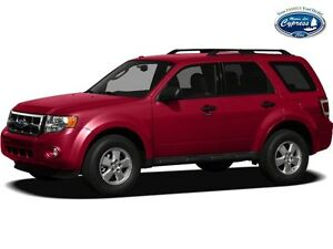 2012 Ford Escape XLT (Remote Start  Heated Seats  Bluetooth)