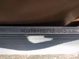 Renault Scenic 1.5 Dci Air Conditioning Condenser