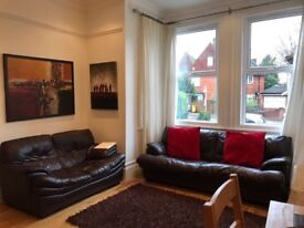 STUNNING newly renovated one double bedroom grand floor conversion flat in Muswell Hill area, N10