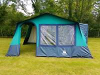 LITCHFIELD 7 DELUXE FRAME TENT