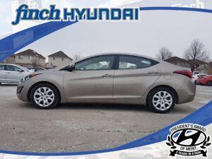2014 Hyundai Elantra GL GL | Automatic | Bluetooth | Cruise C...