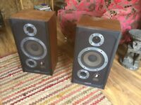 Wharfdale E20 speakers