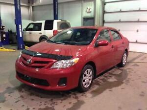 2013 Toyota Corolla CE...AUTO..ONLY $52 WEEKLY...CLEAN CAR!! CE.