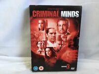 CRIMINAL MINDS. SERIES 3 . 3 DVD BOX SET.