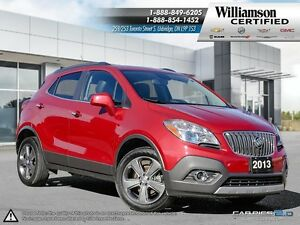 2013 Buick Encore BLUETOOTH**PWR SEAT**TURBOCHARGED