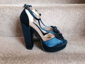 Size 5 shoes £10 each most are brand new topshop schuh new look