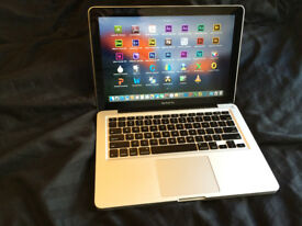 "MacBook Pro 13"" *MEGA SPECS* i5 3.0GHz 8GB/16GB RAM 500GB or 1TB/2TB SSHD + ADOBE, LOGIC,FCP, WORD"