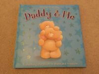 Forever Friends Daddy & Me hardback padded book A charming storybook to share