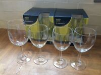 12 Wine Glasses