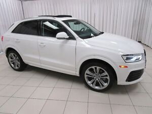2018 Audi Q3 DO NOT MISS OUT ON THIS FULLY LOADED QUATTRO EDTN
