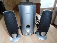 PLAY-ON 2.1 - P B S - 480 speaker system