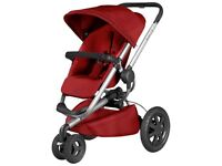 NEW Quinny Buzz Xtra Red Rumour Pushchair BRAND NEW IN BOX