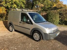 2007 FORD TRANSIT CONNECT 1.8 TDCi LOW MILES YEAR MOT