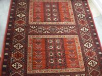 100% pure wool rug
