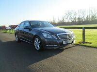 Mercedes-Benz E Class 2.1 E220 CDI BlueEFFICIENCY Avantgarde