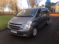 2010 HYUNDAI I800 STYLE 2.5 DIESEL 8 SEATER MPV **DRIVES VERY GOOD + GREAT FAMILY MPV + SPACIOUS**