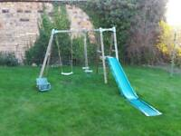 TP climbing frame play equipment