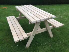 Picnic bench for sale NEW
