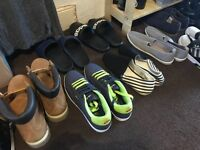 Mix Joblot of Mens Shoes and Trainers