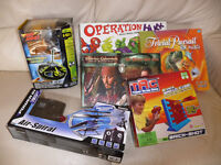 Selection of childrens board games