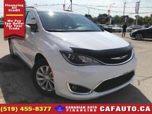 2017 Chrysler Pacifica Touring-L | NAV | LEATHER | CAM
